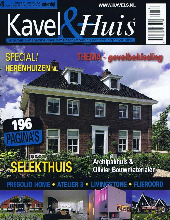 Kavel en huis jhaa for Kavel en huis magazine